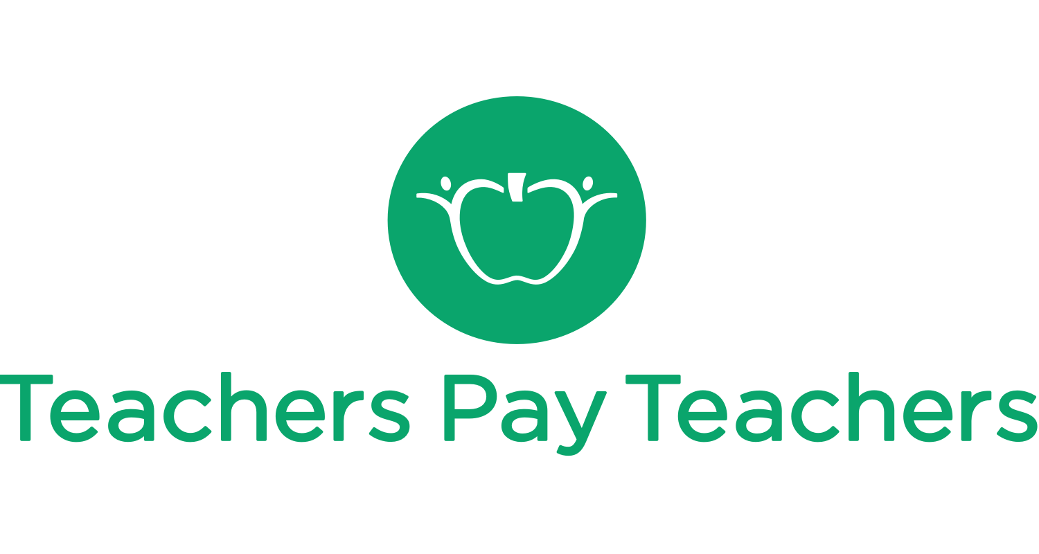 Image result for teachers pay teachers logo